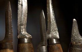 Üle sajandi on Rootsis Moras valmistatud nugasid